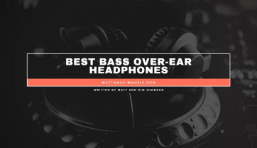 Best Bass Over-Ear Headphones