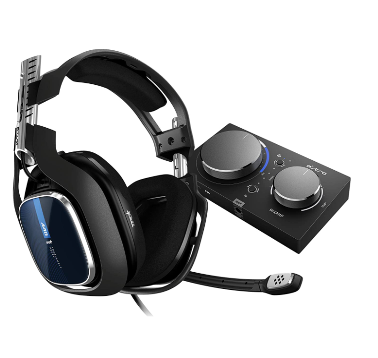 Astro A40 TR Headset + MixAmp Pro 2019