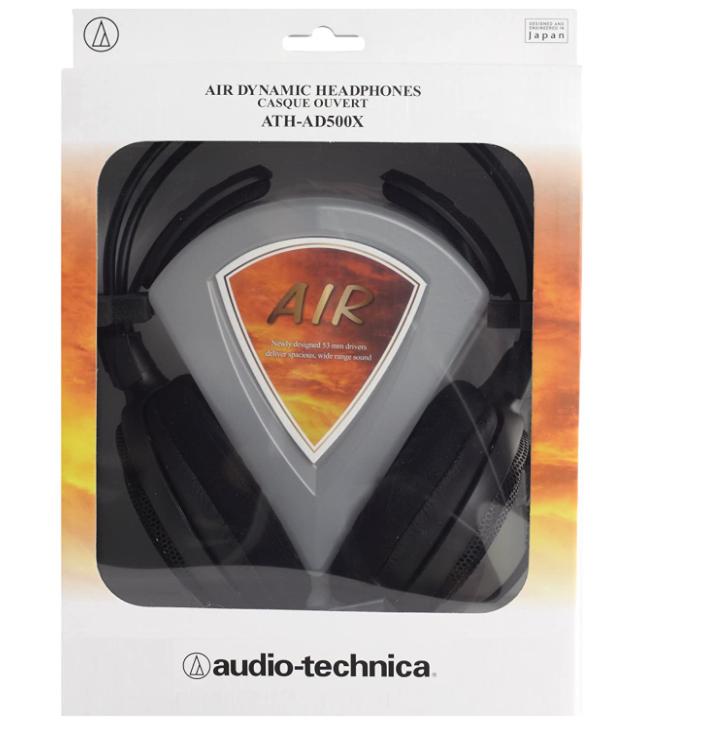 Audio Technica ATH-AD500X Headphones