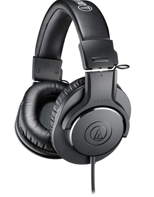 Audio Technica ATH-M20X Headphones