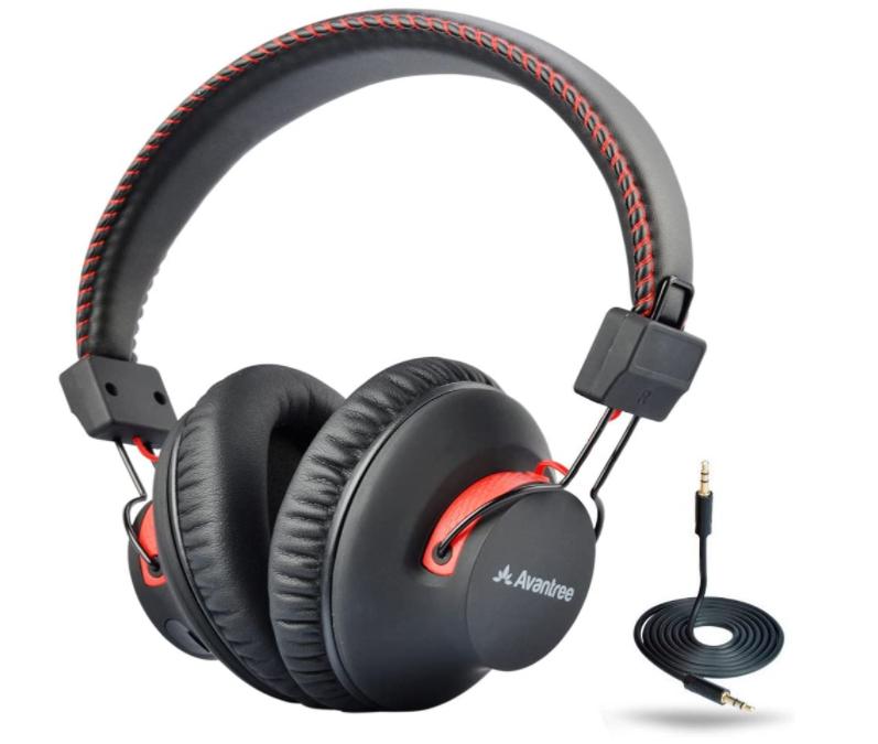 Avantree Over-Ear Headphones With Mic