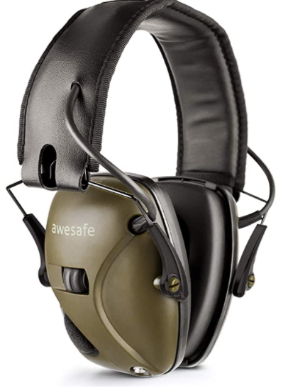 Awesafe Electronic Shooting Headphones