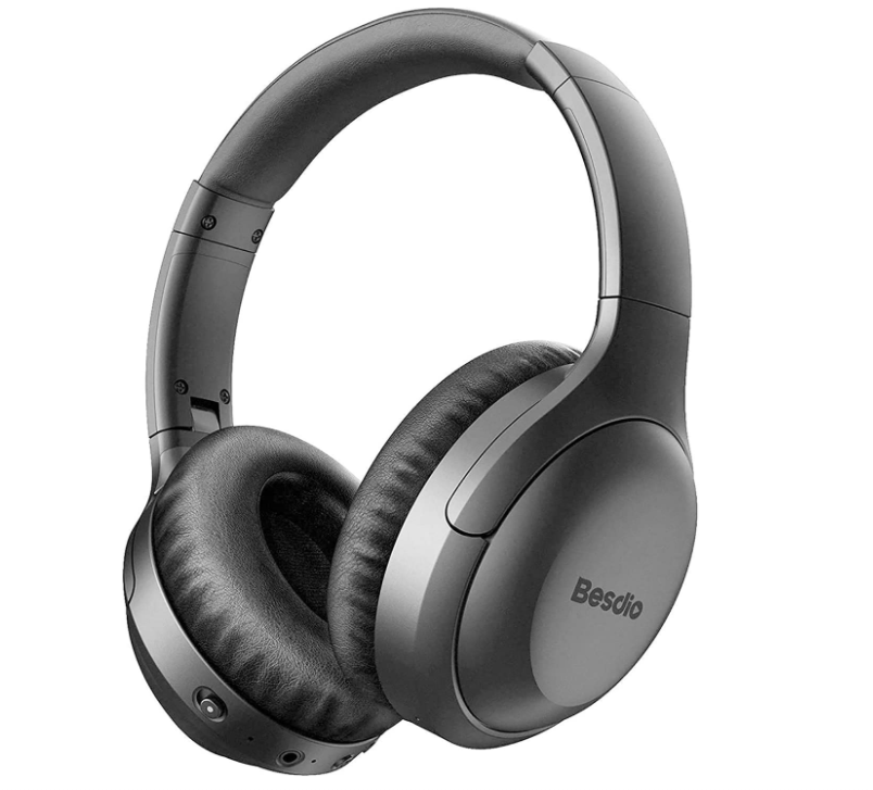 BesDio Noise-Cancelling Headphones