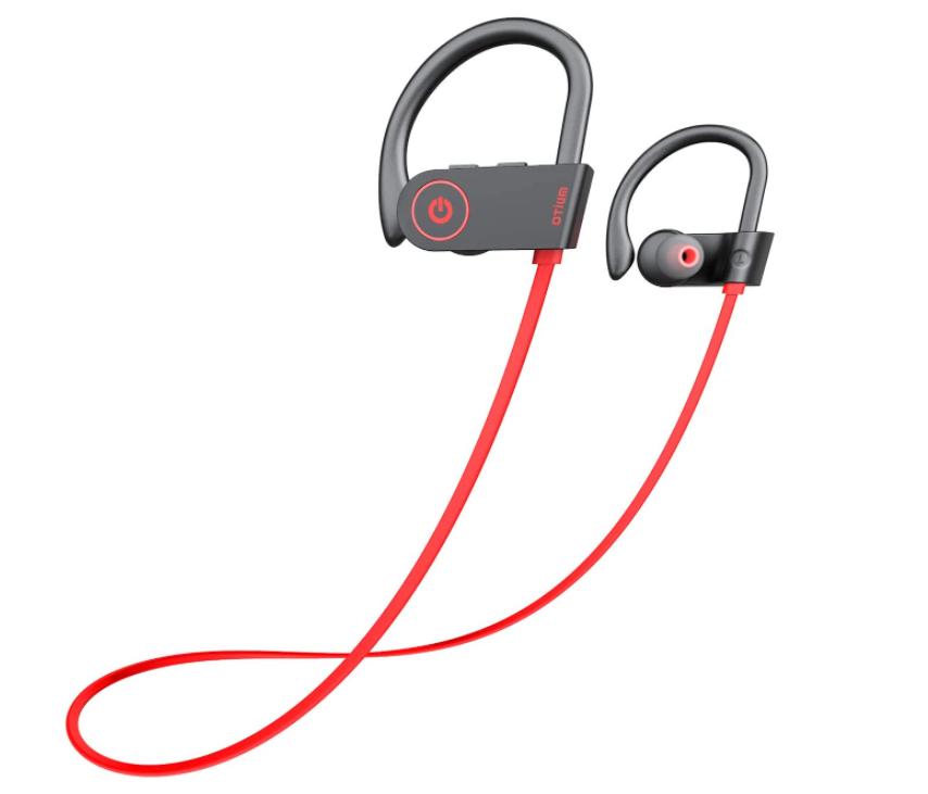 Optium Best Bluetooth Pink Headphones