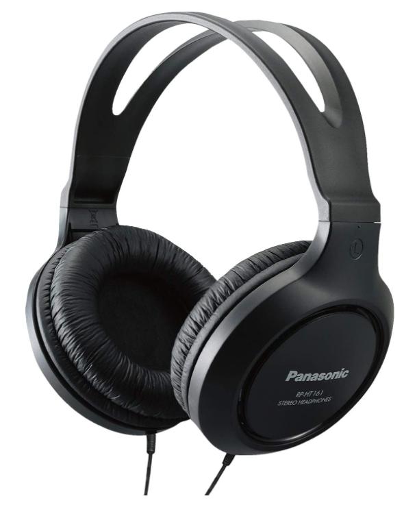 Panasonic Headphones RP-HT161-K