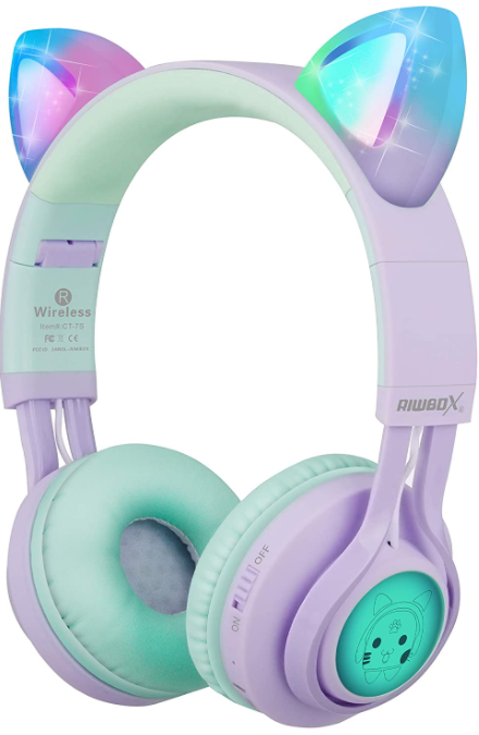 Riwbox CT-7S Bluetooth Headphones