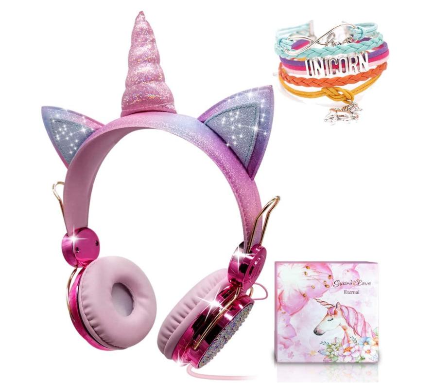 Unicorn Girl's Headphones