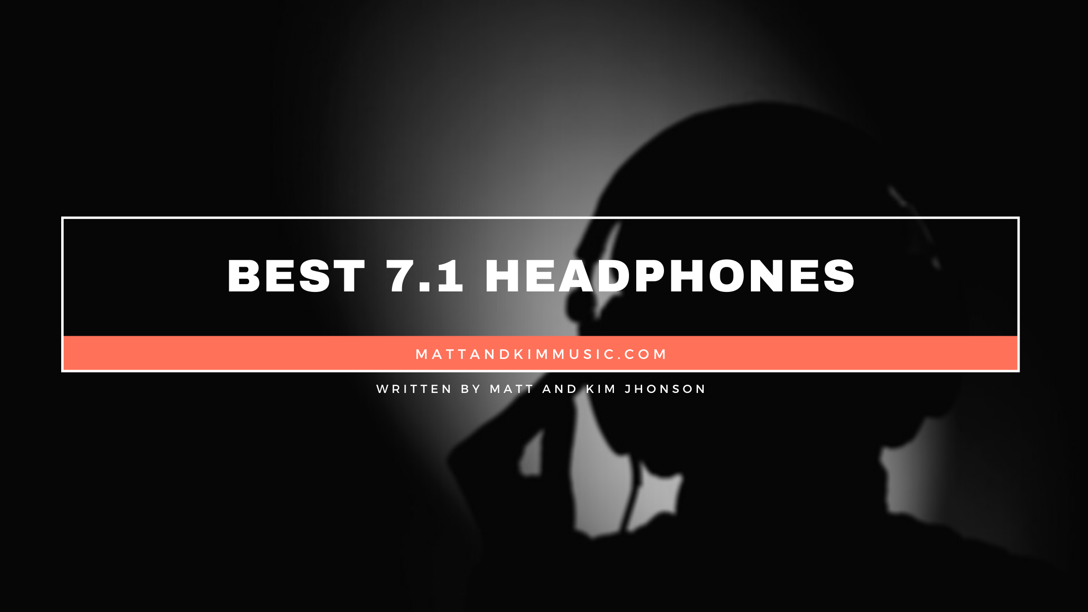 best 7.1 headphones