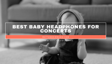 Baby Headphones for Concerts