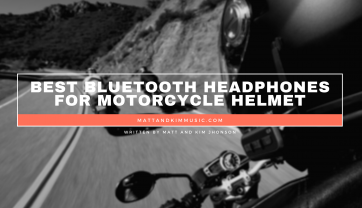 Best Bluetooth Headphones for Motorcycle Helmet