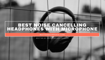 Best Noise Cancelling Headphones With Microphone