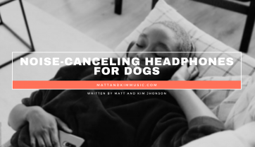 Noise-Canceling Headphones for Dogs