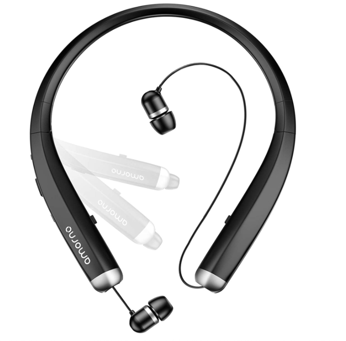 Amorno Foldable Wireless Headphones