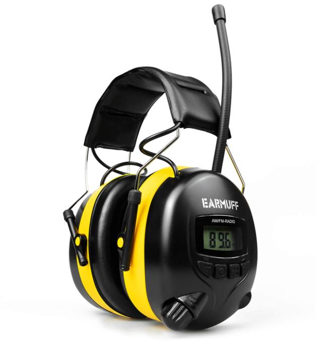 EARMUFF Radio Headphones