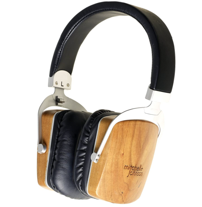 Mitchell and Johnson MJ2 Headphones