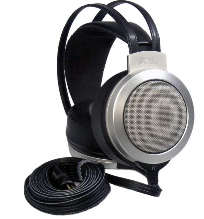 STAX SR-007A Electrostatic Earspeakers