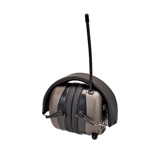 Safety Works Radio Earmuffs
