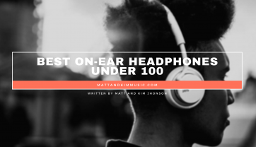 Best On-Ear Headphones under 100