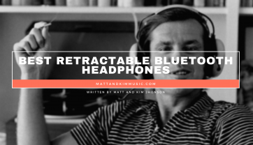 Best Retractable Bluetooth Headphones