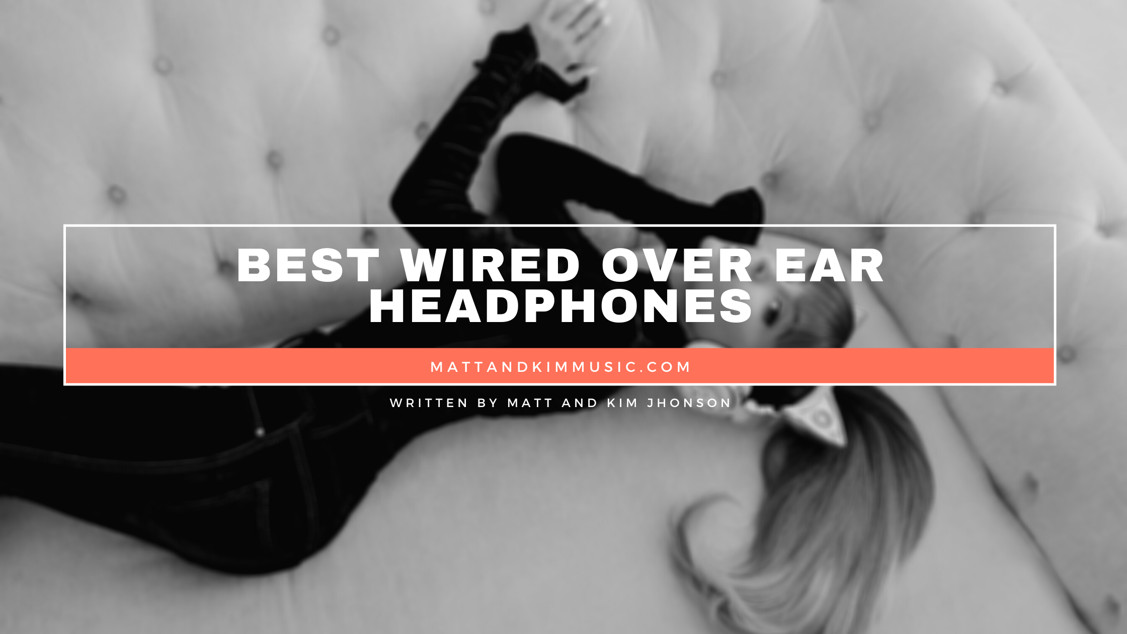 best wired over ear headphones
