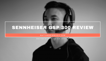 Sennheiser GSP 300 Review