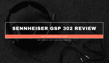 Sennheiser GSP 302 Review