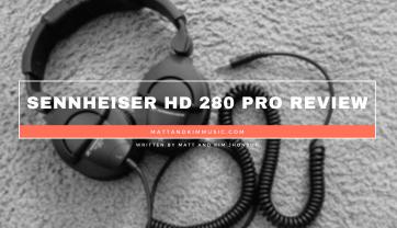 Sennheiser HD 280 Pro Review