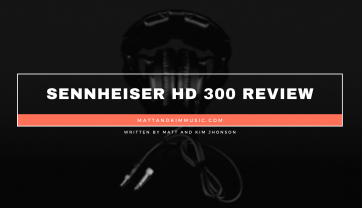 Sennheiser HD 300 Review