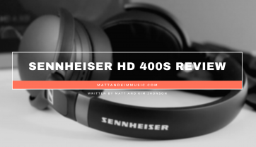 Sennheiser HD 400S Review