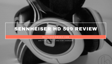 Sennheiser HD 599 Review