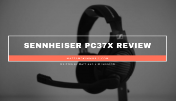 Sennheiser PC37X Review