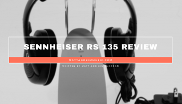 Sennheiser RS 135 Review